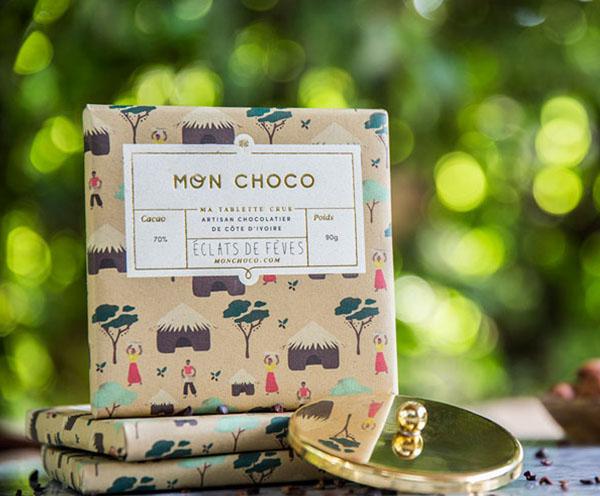 Eclat de fêves de cacao 90g